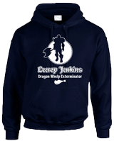 LEEROY JENKINS HOODIE - INSPIRED BY WORLD OF WARCRAFT